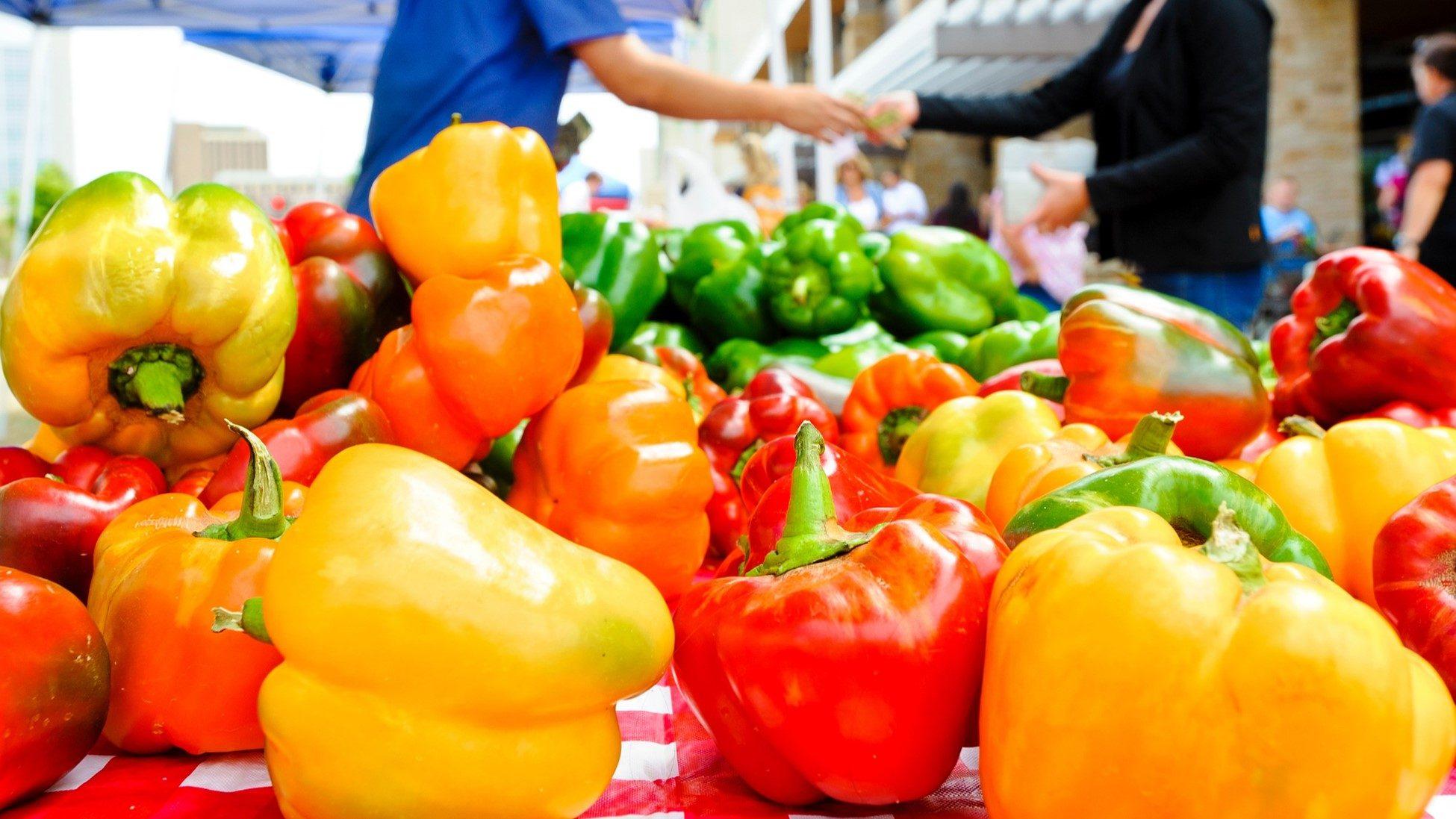 TRAD MIFI Farmers Market Homepage Image