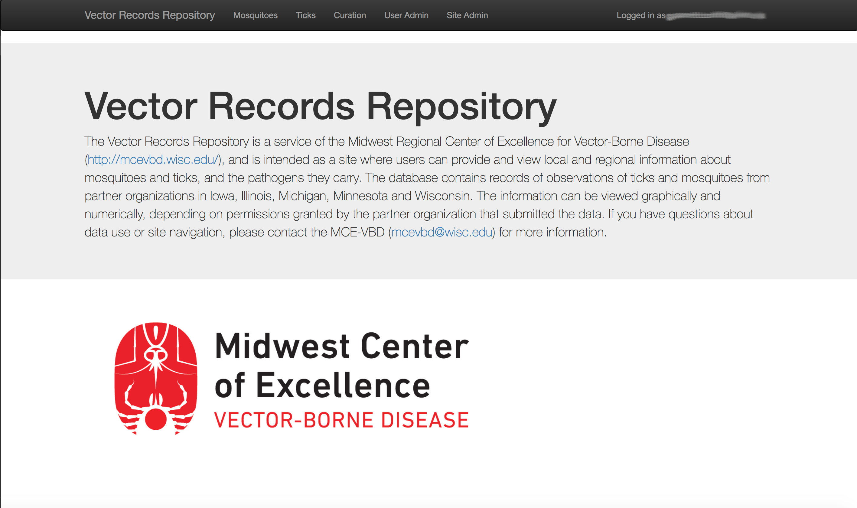 Vector Records Repository