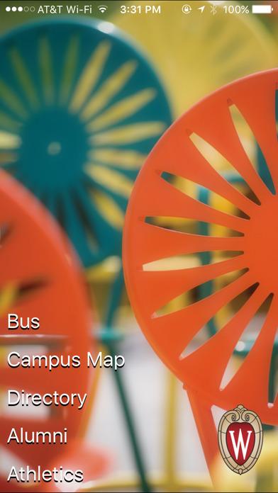 UW Wisconsin App