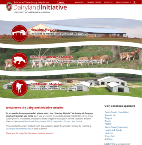 Dairyland Initiative Website