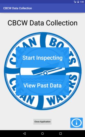Clean Boats Clean Waters App